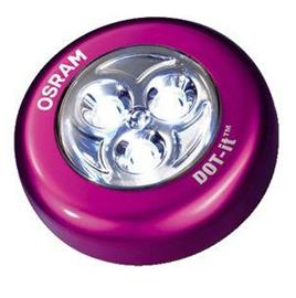 LED-valaisin Dot-It