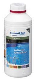 Uima-altaan aktivaattori