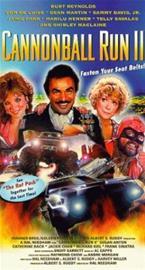 The Cannonball Run II (Blu-Ray + dvd), elokuva