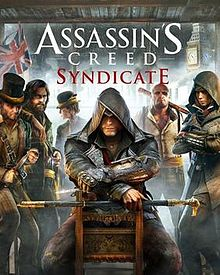 Assassin's Creed: Syndicate, PS4-peli