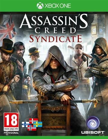 Assassin's Creed: Syndicate, Xbox One -peli