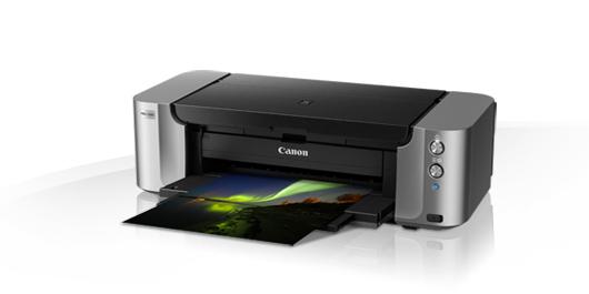 Canon PIXMA PRO-100S, tulostin