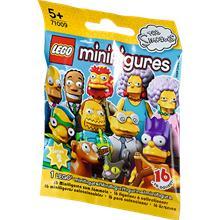 Lego 71009, Simpsons-minifiguuri