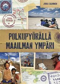 Polkupyörällä maailman ympäri (Jukka Salminen), kirja
