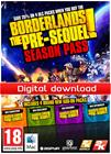 Borderlands Pre-Sequel - Season Pass, Mac-peli