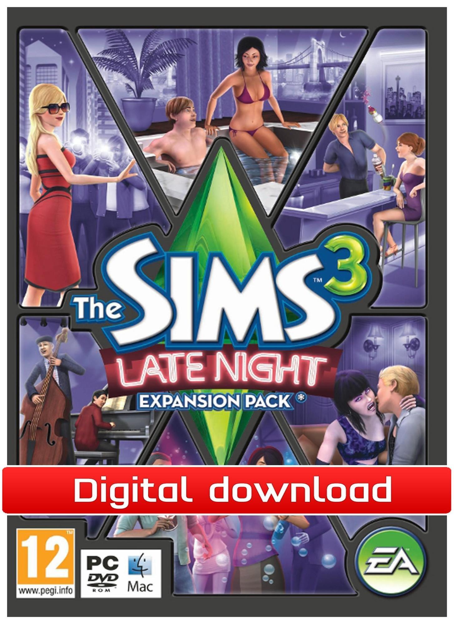 Mitä Sims 3 Expansion Pack mukana online dating