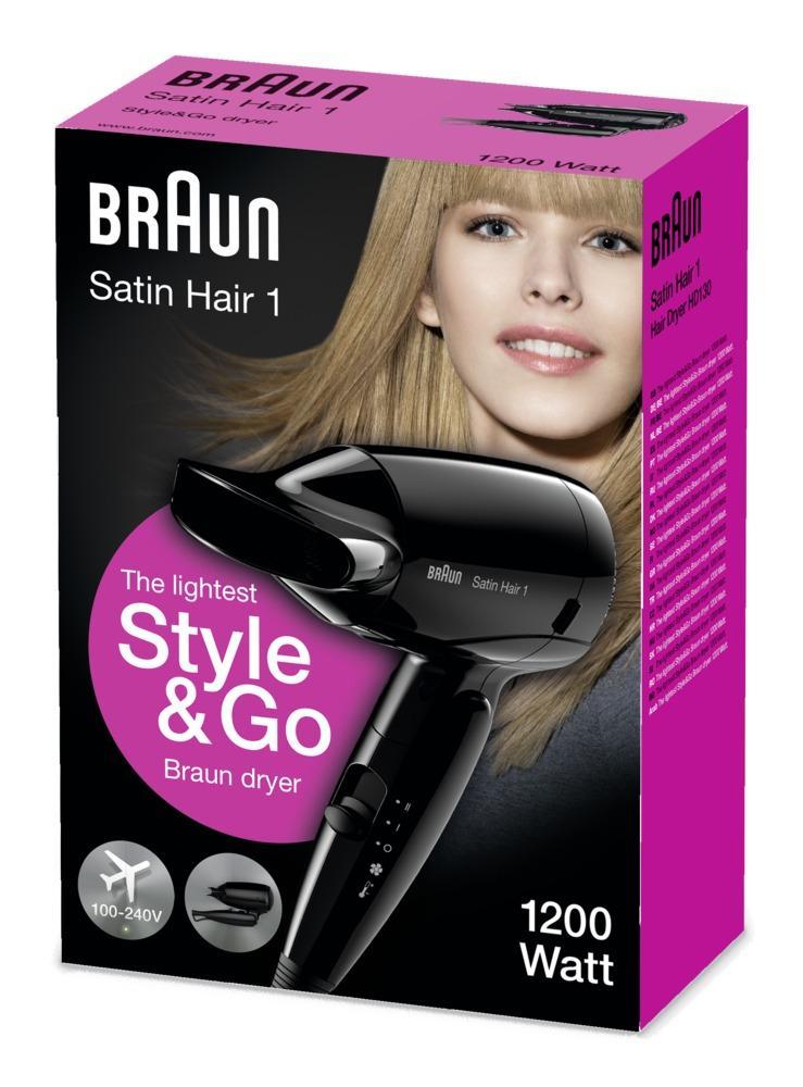 Braun Satin Hair 2 HD130 hiustenkuivaaja 3cdaf73f0b