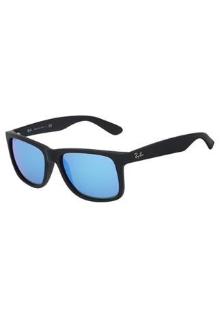 RayBan JUSTIN Aurinkolasit black/blue