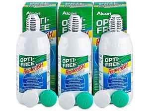 OptiFree RepleniSH, piilolinssineste 3 x 300 ml