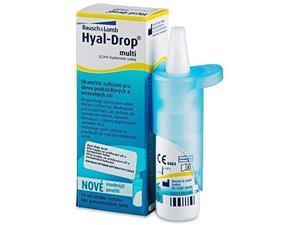 Bausch & Lomb Hyal-Drop Multi 10 ml, kostutustipat