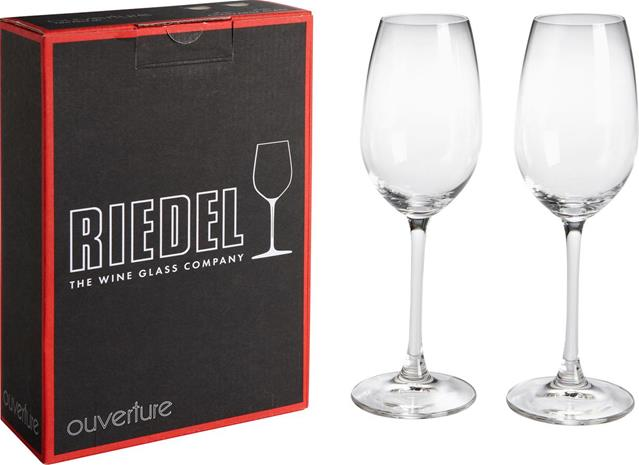 Riedel Ouverture Champagne, kuohuviinilasit 26 cl,  2 kpl