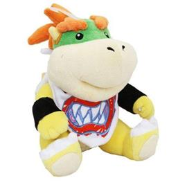 Super Mario Bowser Jr, Plush 18cm