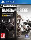 Rainbow Six: Siege, PS4-peli