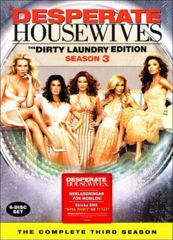 Täydelliset naiset (Desperate Housewives)  kausi 3 TV-sarja d027a97f77