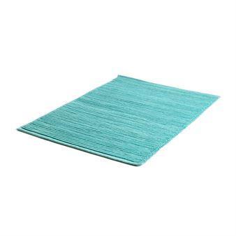 Etol Design Ribb-matto pieni turkoosi