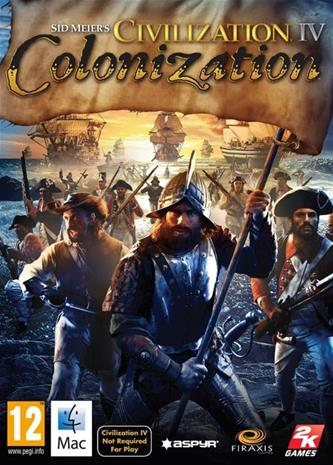 Sid Meier's Civilization IV: Colonization, Mac-peli