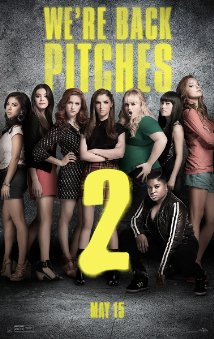Pitch Perfect 2 (Blu-ray), elokuva