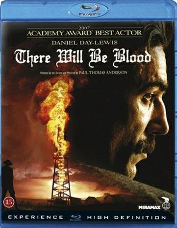 There Will Be Blood (Blu-ray) elokuva, hinta 25€