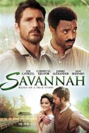 Savannah (2013), elokuva