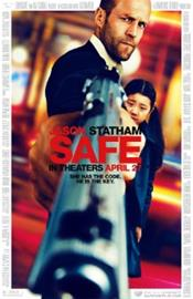 Safe (2012, Blu-Ray), elokuva