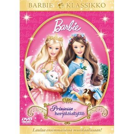 Barbie - Prinsessa ja kerjäiäistyttö, elokuva