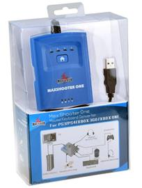 MayFlash Max Shooter One Hiiri/Näppäimistö Adapteri, PS3/PS4/Xbox 360/Xbox One -tarvike