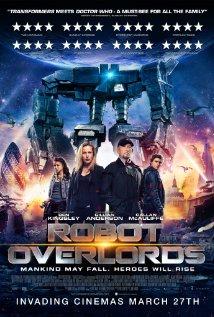 Robot Overlords, elokuva