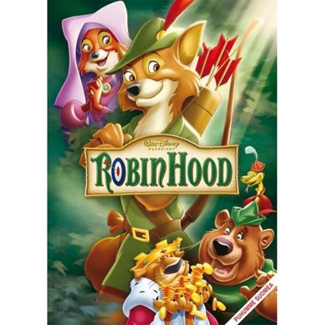 Robin Hood Varkaiden Ruhtinas