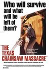 Texas Chainsaw Massacre - Who Will Survive - Juliste