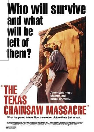 Texas Chainsaw Massacre - Who Will Survive - Juliste