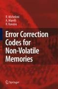 Error Correction Codes for Non-Volatile Memories, kirja