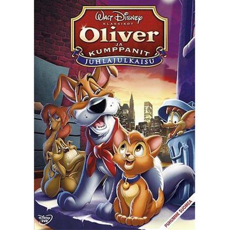 Oliver ja kumppanit - Juhlajulkaisu, elokuva