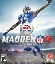 Madden NFL 16, Xbox One -peli