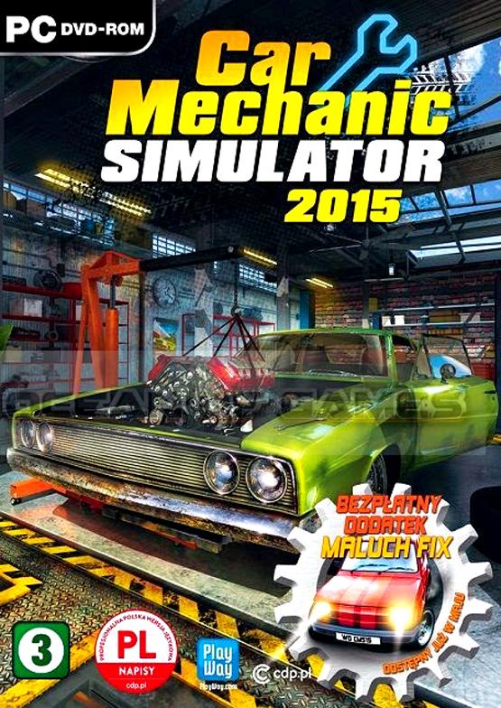 Car Mechanic Simulator >> Car Mechanic Simulator 2015 Pc Peli