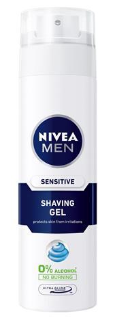 NIVEA - Nivea Men parranajogeeli sensitive