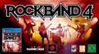 Rock Band 4 + kitara, PS4-peli