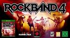 Rock Band 4 + kitara, Xbox One -peli
