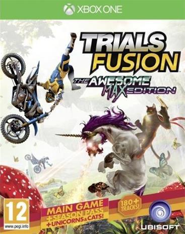 Trials Fusion: Awesome Max Edition, Xbox One -peli