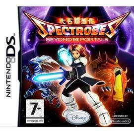 Spectrobes 2:Beyond The Portals, Nintendo DS -peli