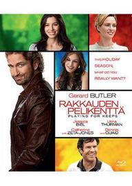 Rakkauden pelikenttä (Blu-ray), elokuva