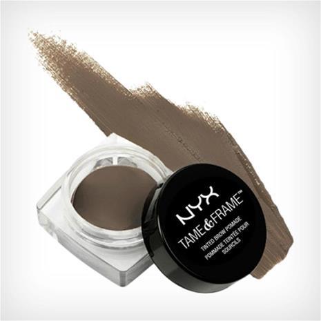 NYX Tame & Frame Tinted Brow Pomade - TFBP03 Brunette 5g