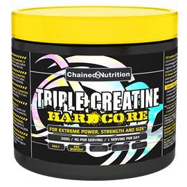 Triple Creatine Hardcore, 300 g