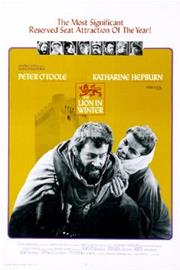 Leijona talvella - Digitally restored (The Lion in Winter, 1968), elokuva