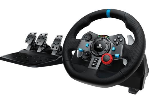 Logitech G29 Driving Force (PS3/PS4), rattiohjain