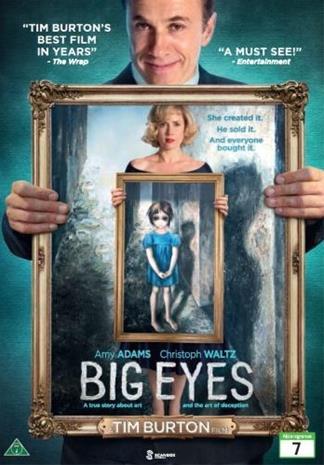 Big Eyes, elokuva