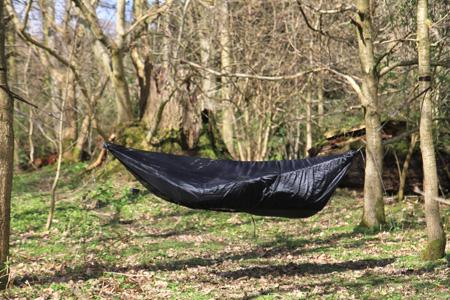 DD Hammocks SuperLight Mosquito Net, hyttysverkko