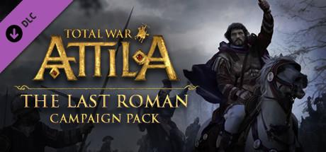 Total War: Attila - The Last Roman Campaign Pack (DLC), PC-peli