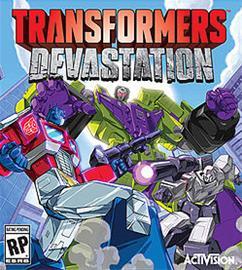 Transformers Devastation, Xbox 360 -peli
