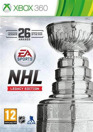 NHL Legacy Edition, Xbox 360 -peli