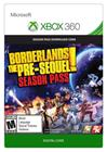 Borderlands Pre-Sequel - Season Pass, Xbox 360 -peli